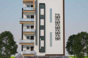 Apartment Exterior Design