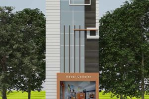 Royal Cellular Exterior Design
