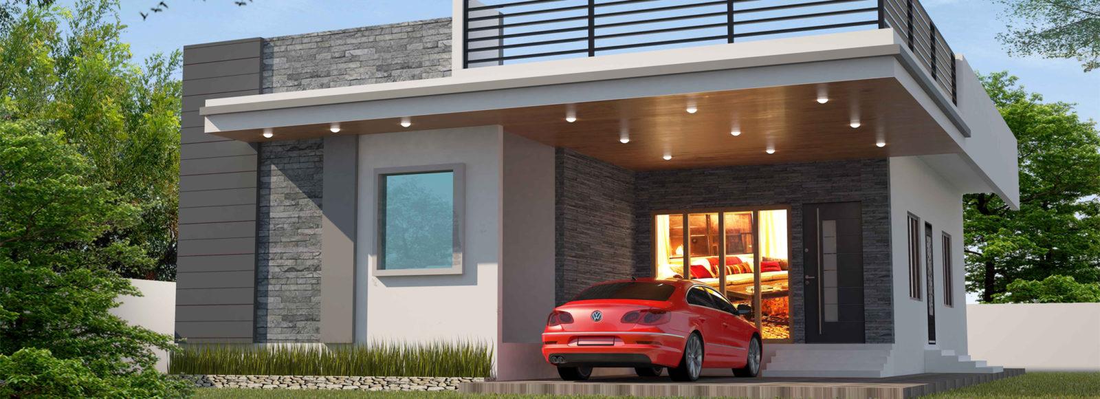 Building Exterior Design